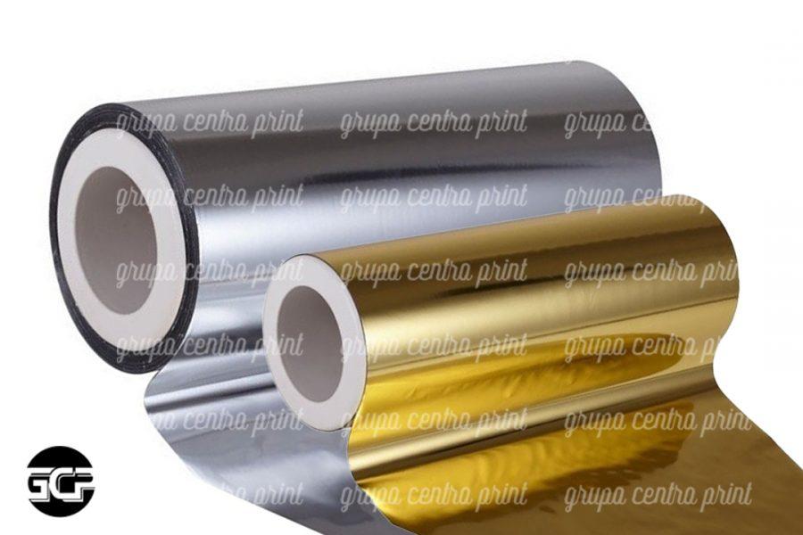 Plástico Metalizado